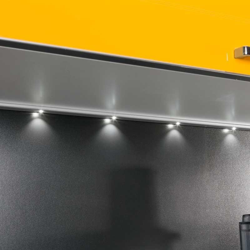 Regleta led 6000k righello para cocina - Regleta led cocina ...