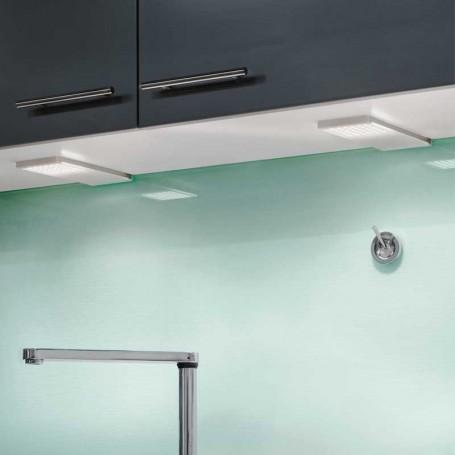 Regleta led 24v 7 5w 4000k planar para cocina - Regleta led cocina ...
