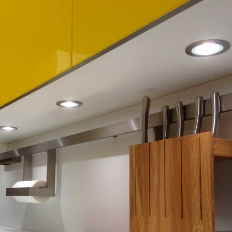 Foco led 24v 7 5w 4000k lumina para cocina - Focos para cocina ...