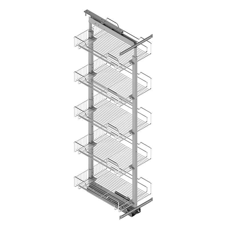 Bastidor extraible para mueble columna alto de cocina - Mueble alto cocina ikea ...