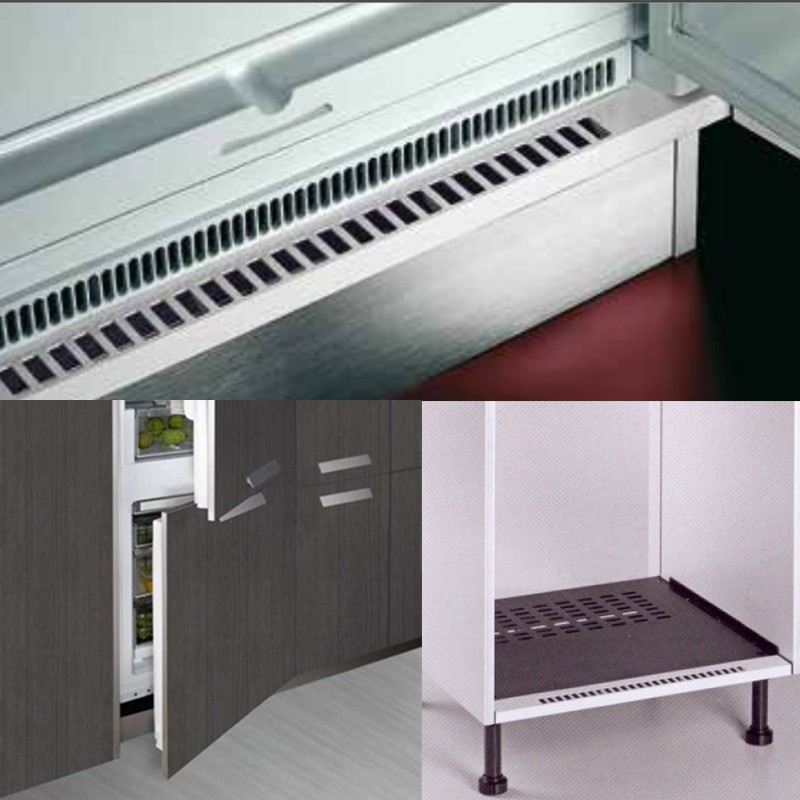 Base mueble columna de cocina para horno o frigor fico for Mueble para encastrar horno y encimera