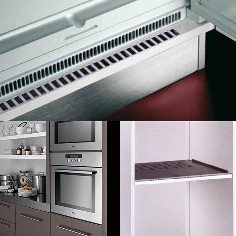 Base mueble columna de cocina para horno o frigor fico for Mueble columna cocina