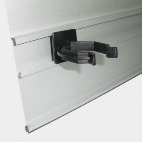 Pinza para z calo de aluminio para muebles de cocina 4 uds for Zocalos de aluminio para muebles de cocina