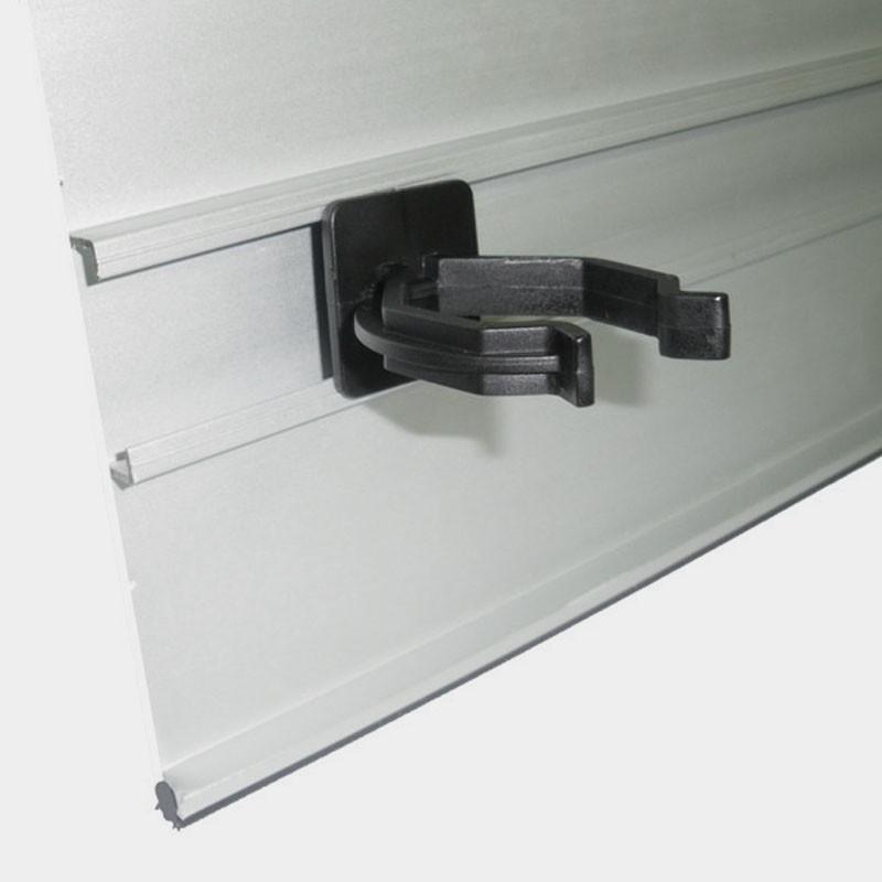 Pinza para z calo de aluminio para muebles de cocina 4 uds for Muebles de cocina de aluminio