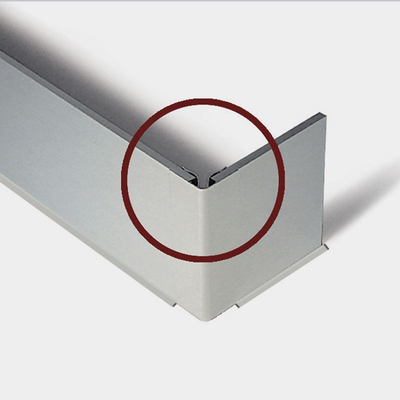 multi ngulo para z calo de aluminio para muebles de cocina