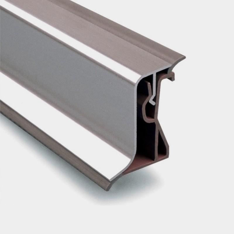 Copete de aluminio para encimera de cocina comprar ahora for Comprar encimera cocina