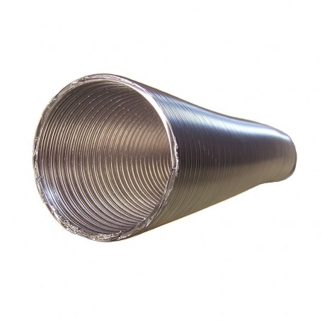 Conducto flexible de aluminio