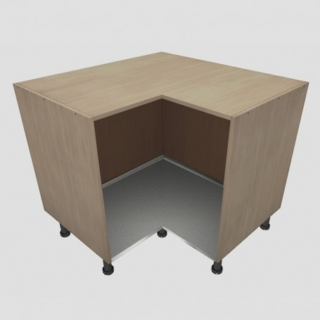 Protector de aluminio para base de mueble fregadero rinc n - Muebles para fregadero ...
