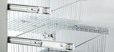 Mueble bajo para rinc n ciego de cocina en kit completo for Accesorio extraible mueble cocina