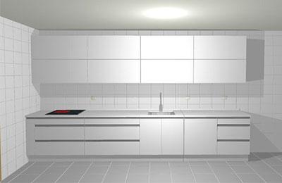 Presupuesto y dise o de cocina en 3d for Cocinas en 3d gratis