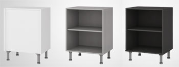 Mueble alto platero en kit completo para cocina for Armario platero cocina