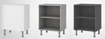 Mueble alto platero en kit completo para cocina for Muebles de cocina kit completos