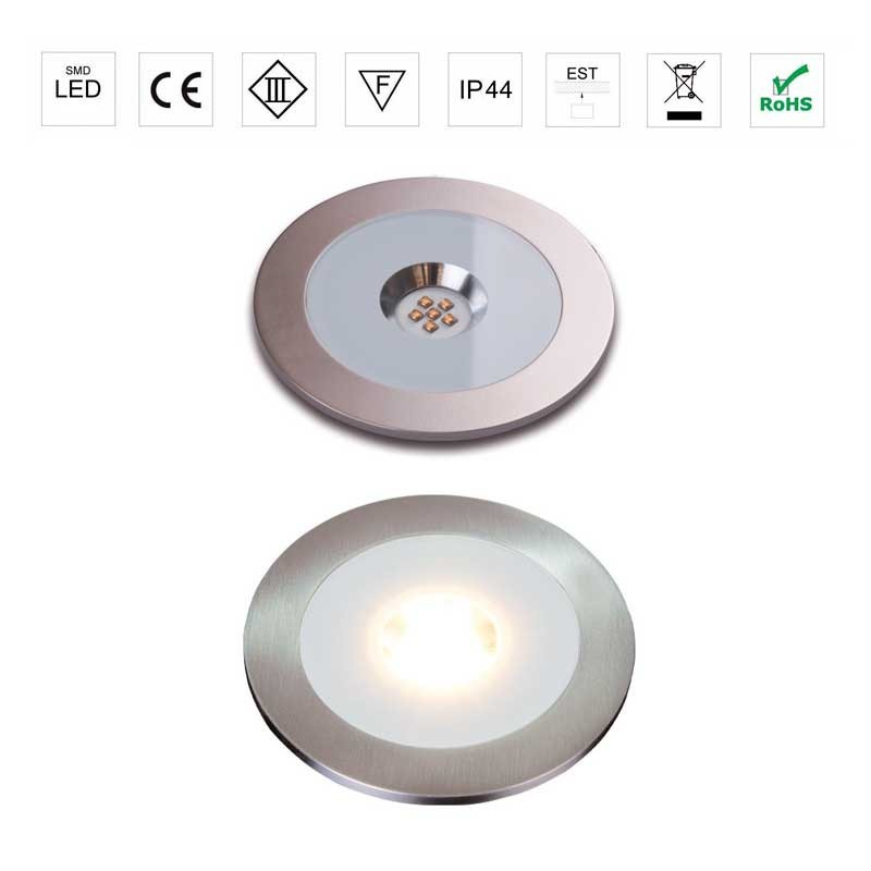 Foco led 24v 7 5w 4000k lumina para cocina - Focos led para cocina ...