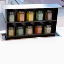 Spice Box Elevable para Encimera