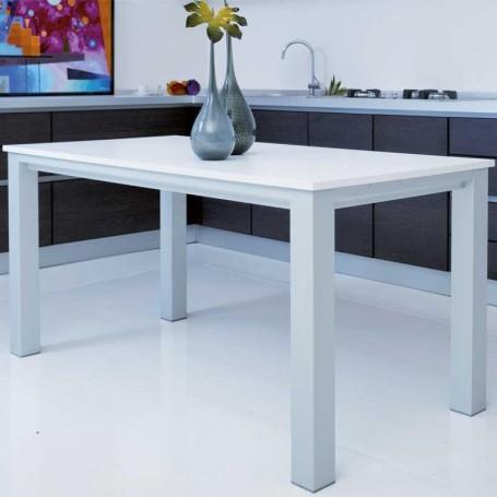 Estructura aluminio a medida para mesa cocina - Estructuras para mesas ...