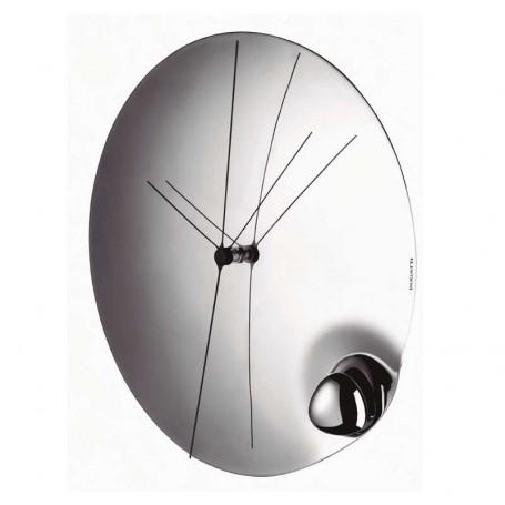 Reloj de Pared 32 cm Acero Inoxidable Acqua