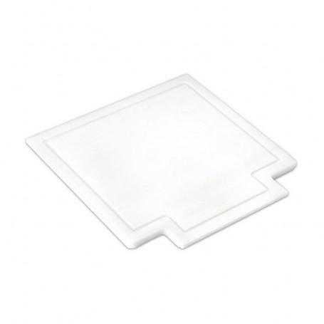 Tabla de Polietileno 400x398 mm Fregadero Plados