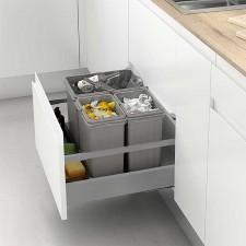 Cubo de Basura Integrado para Cajón de Cocina 600/900 mm
