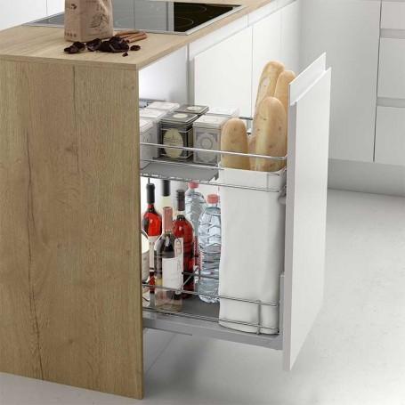 Botellero Panero Extraíble Classic para Mueble de Cocina