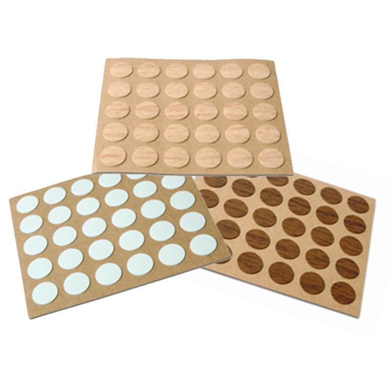 Tap n adhesivo para tornillos de muebles de cocina 100 uds for Tornillos para muebles