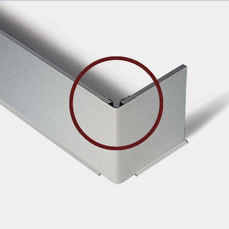 Multi Ángulo para Zócalo de Aluminio para Muebles de Cocina