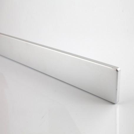 Tapa de Aluminio para Encimera Postformada de 4 cm
