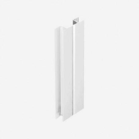 Multi-Ángulo Blanco para Zócalo de PVC de Cocina