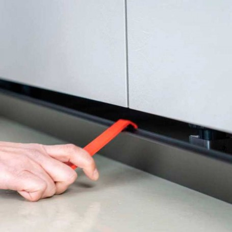 Gancho de Extracción para Pinza Magnética de Zócalos PVC