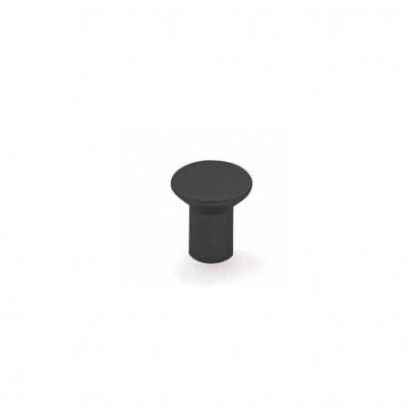 Pomo Metálico Negro 3510 para Cocina
