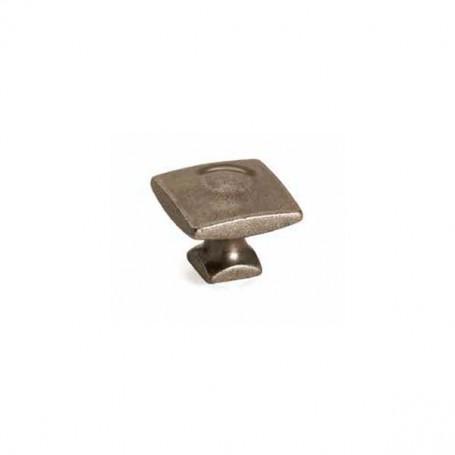 Pomo Metálico Bronce Óxido 2073E para Cocina