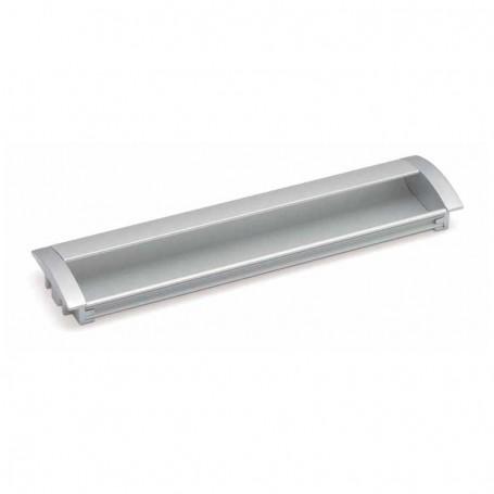 Tirador de Aluminio Metalizado 2414 para Cocina