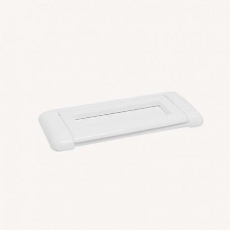 Tirador Metálico Blanco 2270 para Cocina