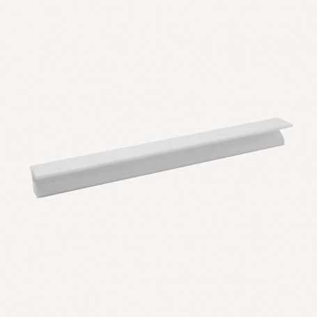 Tirador de Aluminio Blanco 2450 para Cocina