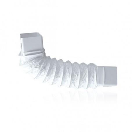 Codo de Unión Rectangular Flexible